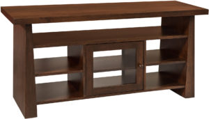 Zurich Solid Wood TV Stand