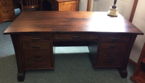 Harmony Executive Desk Ready for Pick Up