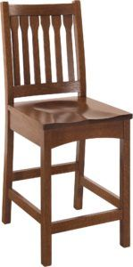 Buchanan Stationary Barstool