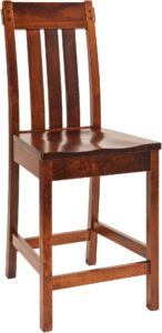 Chesapeake Handcrafted Barstool