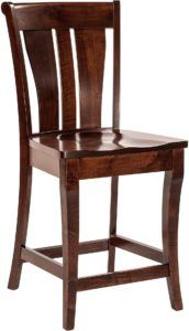 Fenmore Solid Wood Bar Chair