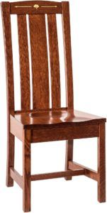 Mesa Solid Wood Chair