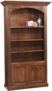 Cambridge Bookcase with Doors