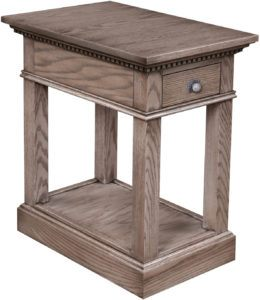 Grand Manor End Table