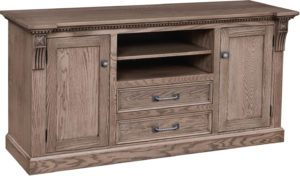 Grand Manor TV Cabinet