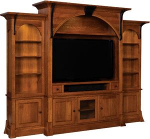 Breckenridge TV Wall Unit