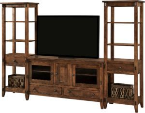 Bungalow Tower Console Set