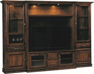 Denali TV Wall Unit