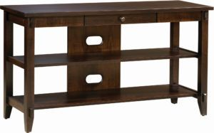 Bungalow TV Console Table