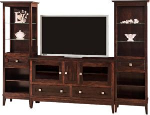 Venice Tower Console Set