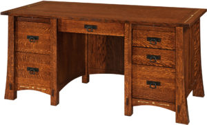 Morgan Pencil Drawer Desk