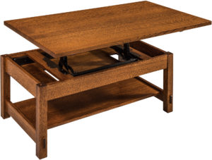 Springhill Open Lift Top Coffee Table