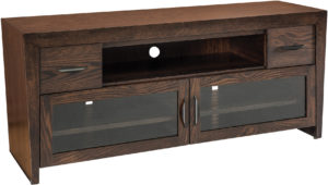 North Avenue Solid Wood TV Cabinet