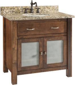 Regal Wide Single Free Standing Sink