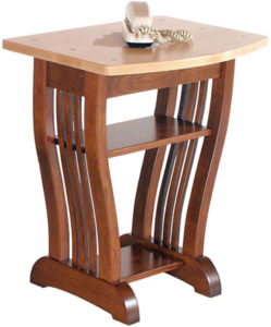 Royal Mission Solid Wood Phone Table