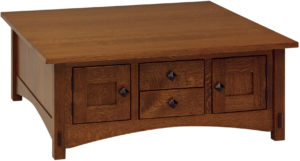 Springhill Square Coffee Table