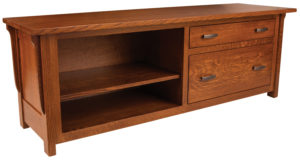 Boston Low Credenza