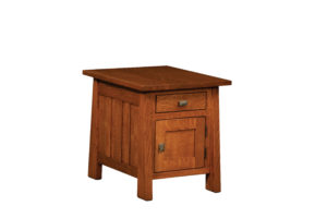 Freemont Mission Hardwood Occasional Tables Collection