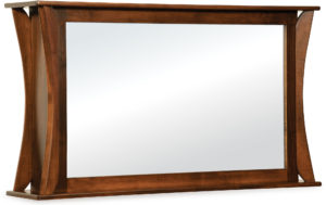 Caledonia Two-Way Flat Screen TV Mirror
