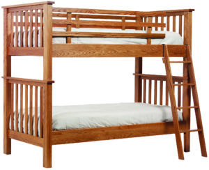Classic Mission Bunk Bed