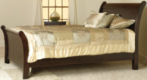 Riverview Sleigh Bed