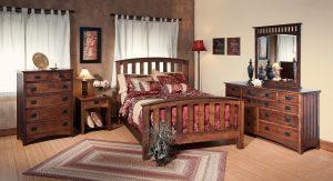 Schwartz Mission Bedroom Suite