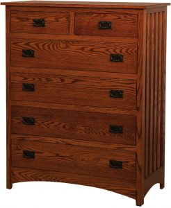 Schwartz Mission Grand Hardwood Chest