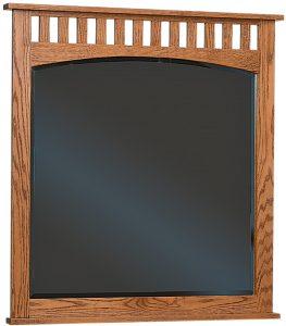 Schwartz Mission Dresser Mirror