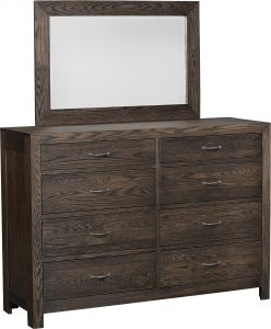 Sonoma Tall Dresser and Mirror