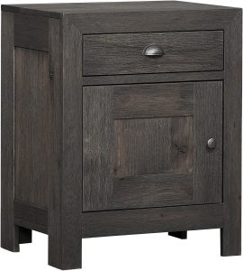Sonoma One Door One Drawer Nightstand