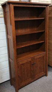 Boston Bookcase Ready for Pick Up