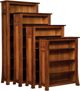 Bridgefort 40 Inch Bookcase