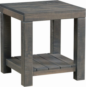 Kingswood Open End Table