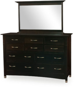 Lexington 10 Drawer Dresser