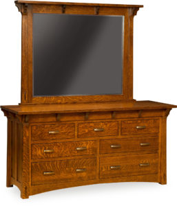 Manitoba Dresser with Mirror