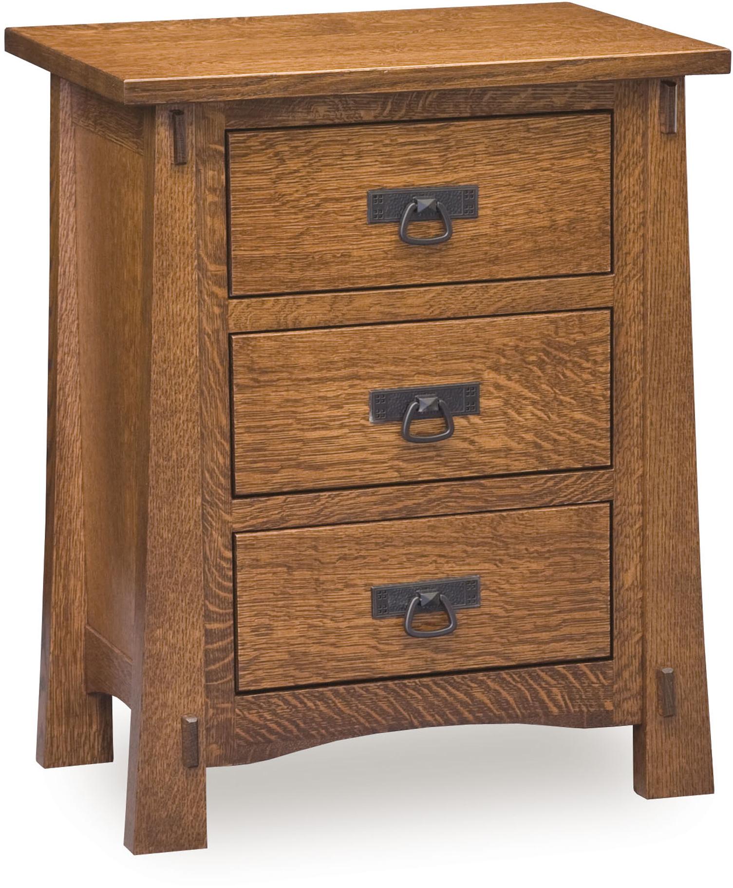Bedroom Furniture Sales Online: Custom Amish Modesto Bedroom