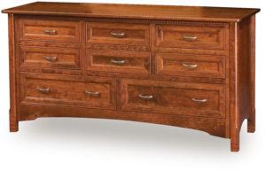 West Lake Eight Drawer Dresser