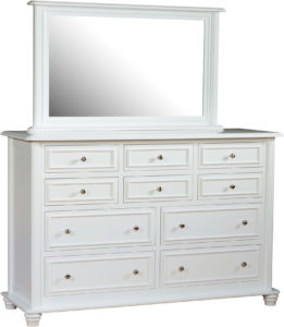 Woodberry Dresser with Mirror