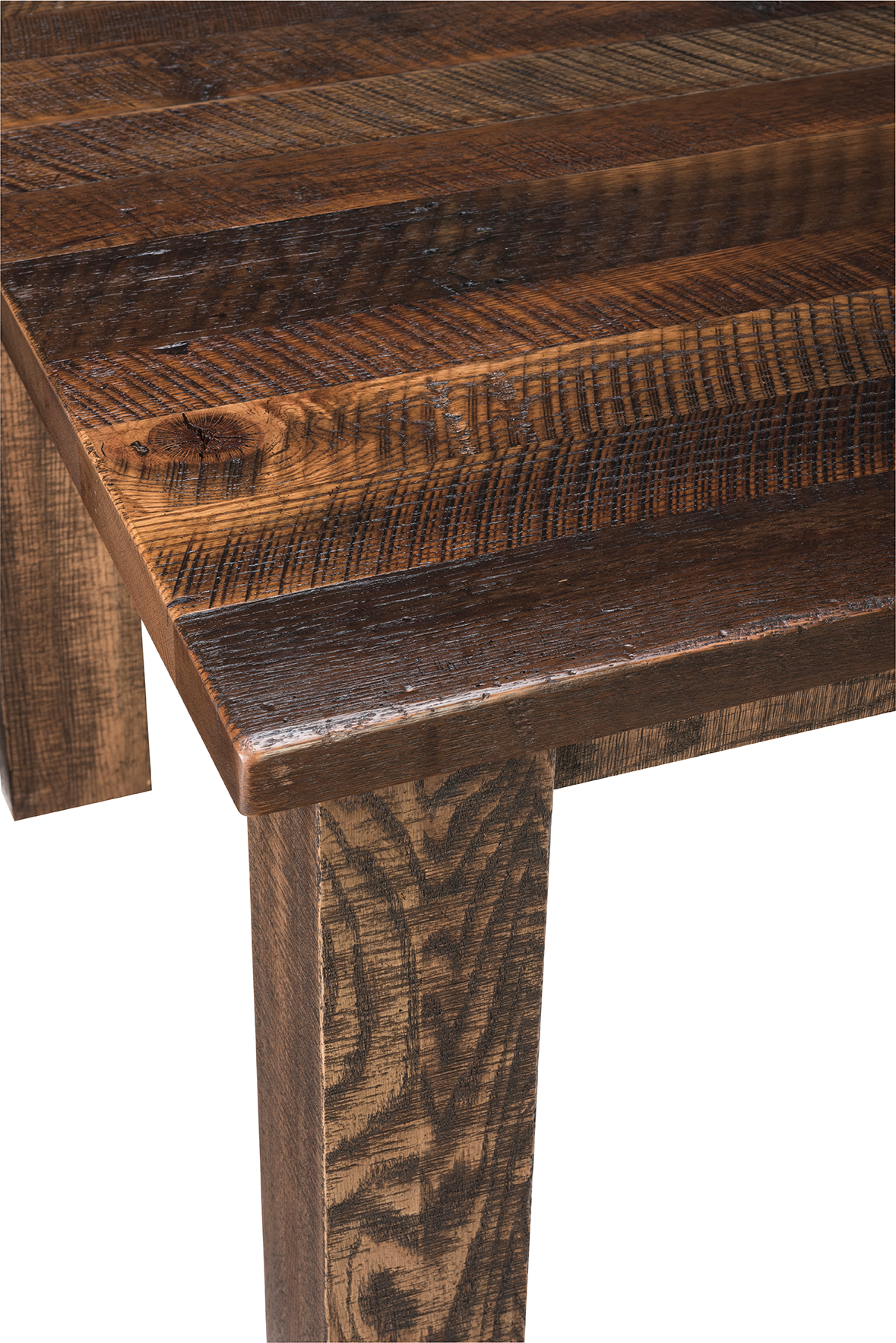 Ashton Dining Table | Custom Amish Ashton Dining Table