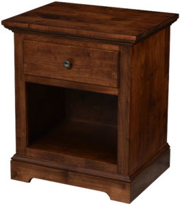 Latrobe Springs One Drawer Open Nightstand