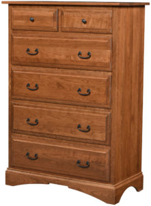 Oxford Six Drawer Chest
