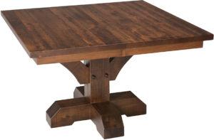 Reagan Single Pedestal Dining Table