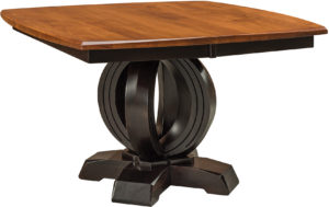 Saratoga Pedestal Table