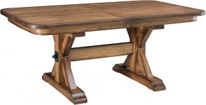 Alberta Trestle Dining Table