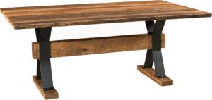 Barnloft Trestle Dining Table
