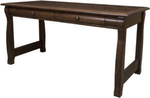 Castlebury Library Style Desk