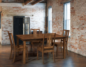 Eco Leg Table Dining Room Collection