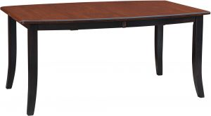 Gallery Leg Dining Table