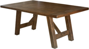 Hamlet Trestle Dining Table