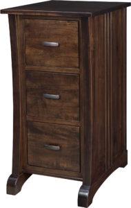 Harmony Amish Filing Cabinet